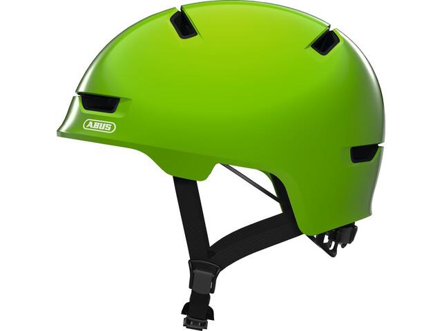 ABUS Scraper 3.0 Helmet Barn shiny green